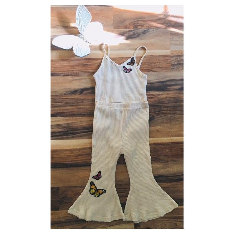 NEW! Toddler/kids Bodysuit/ Bell pants s