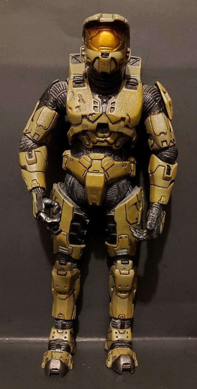 "McFarlane Halo 3 Master Chief 12"" Figure"