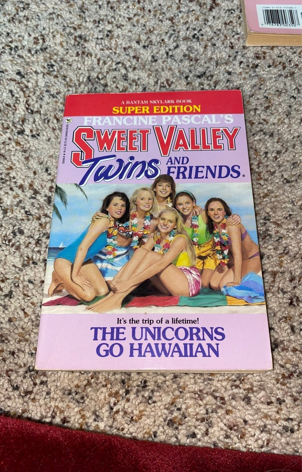 Sweet Valley Twins Book