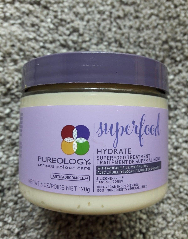 Pureology Hair Hydrate hair cream treatm