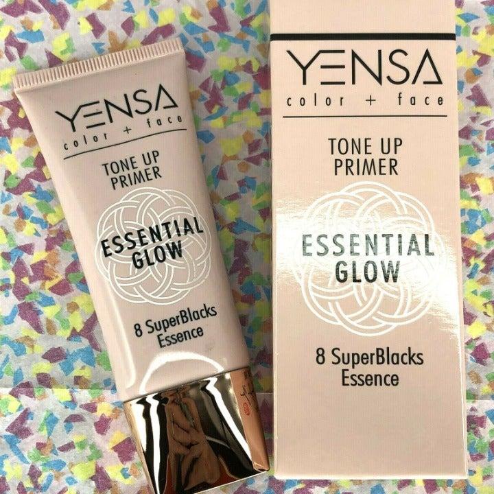 YENSA Tone Up Primer Essential Glow NEW
