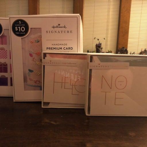Stationary and Card Bundle