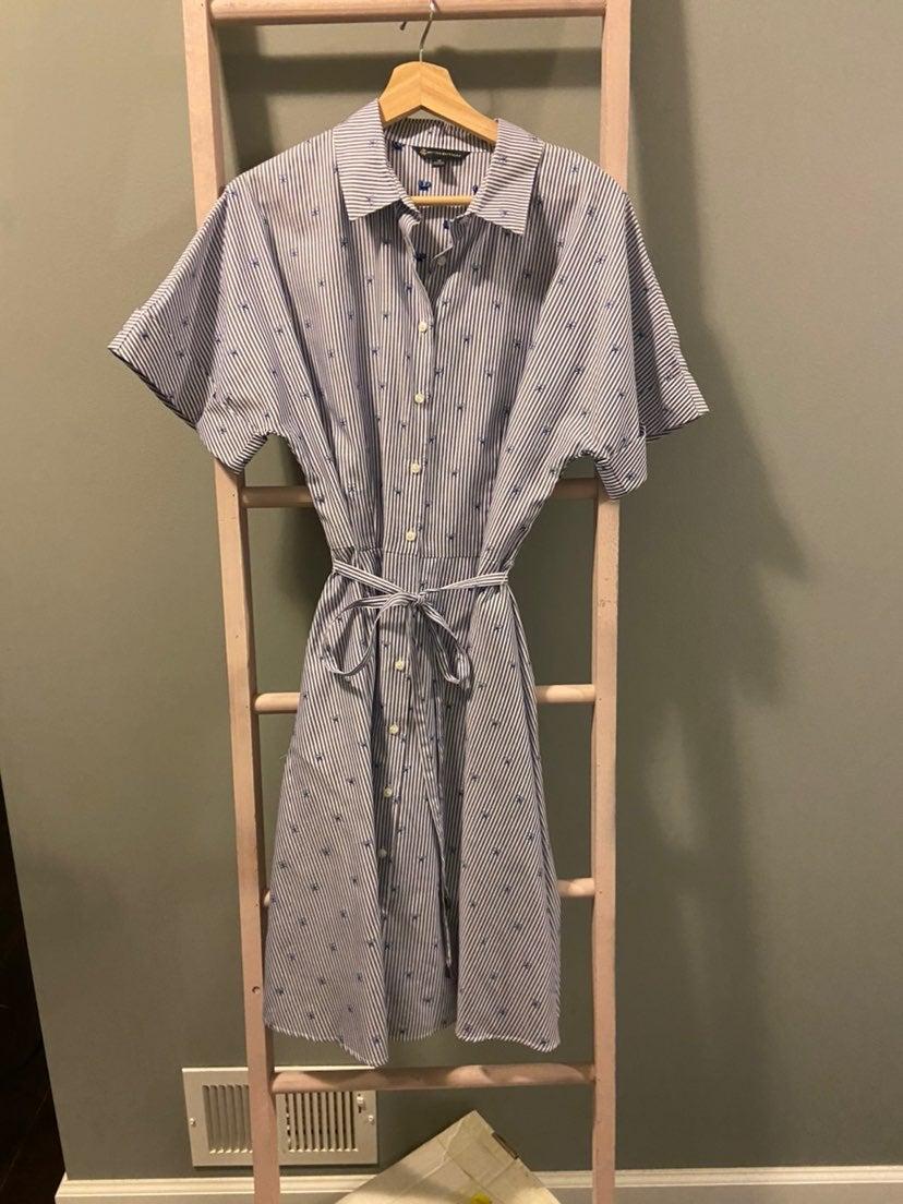 Brooks Brothers Tennis Racket Dress
