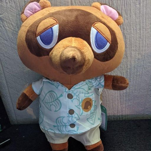 Tom Nook plush Animal Crossing