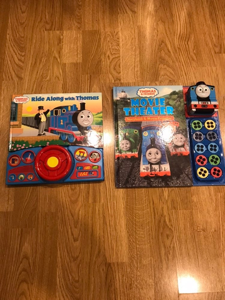 Thomas The Train books - collectible