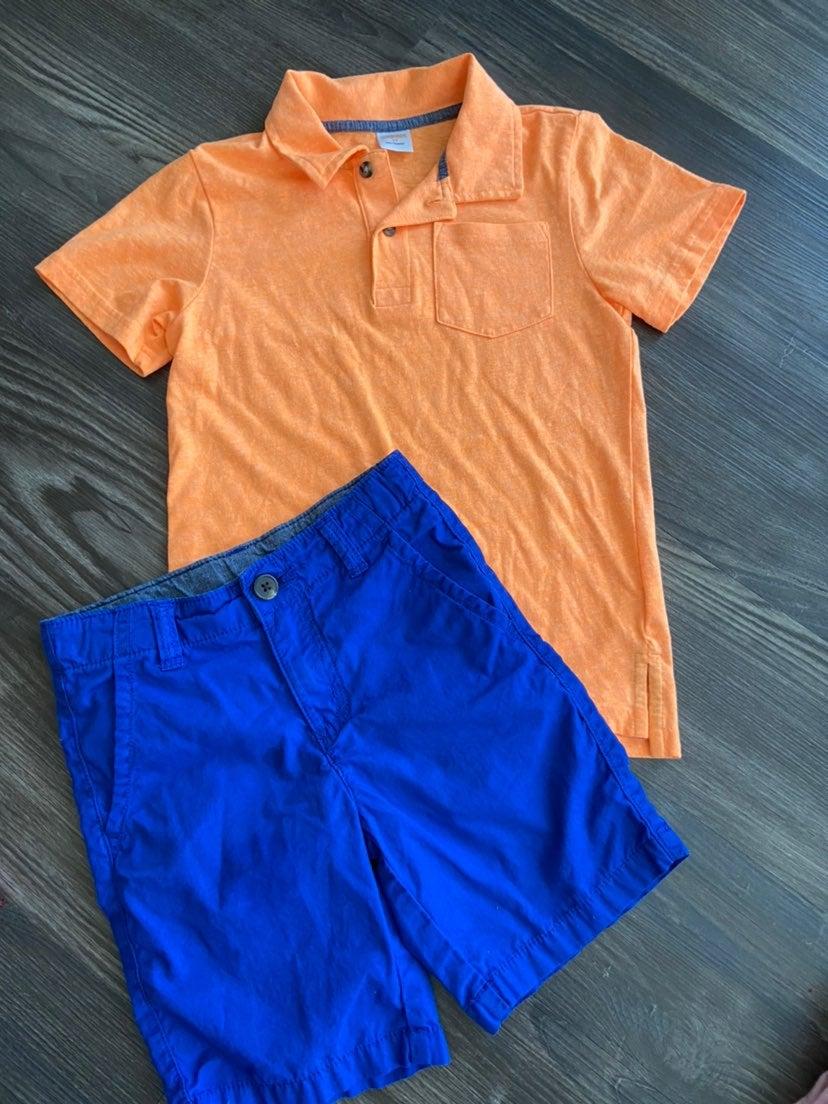 Boys Gymboree Outfit - size 5