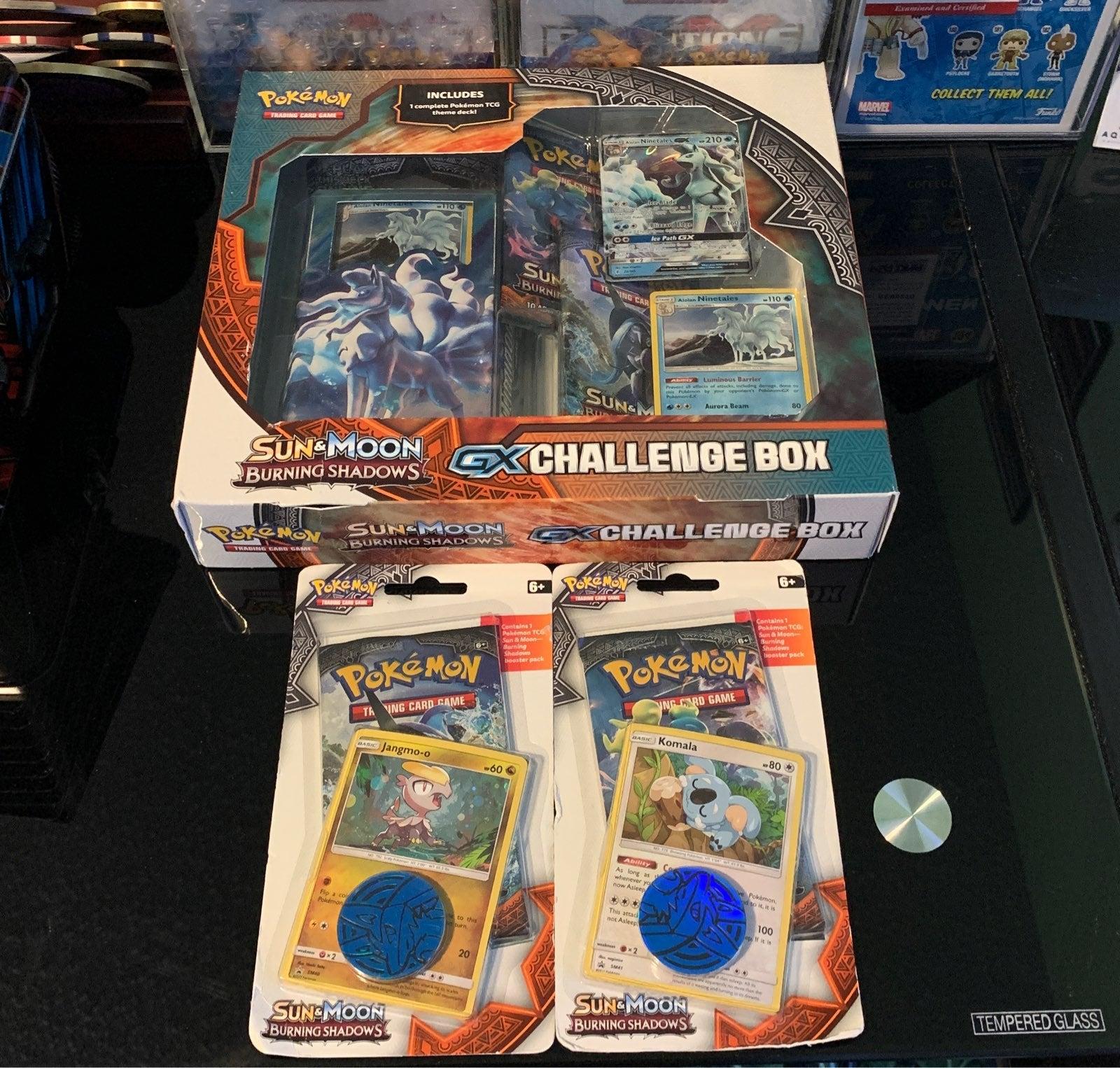 Pokemon GX Challenge Box