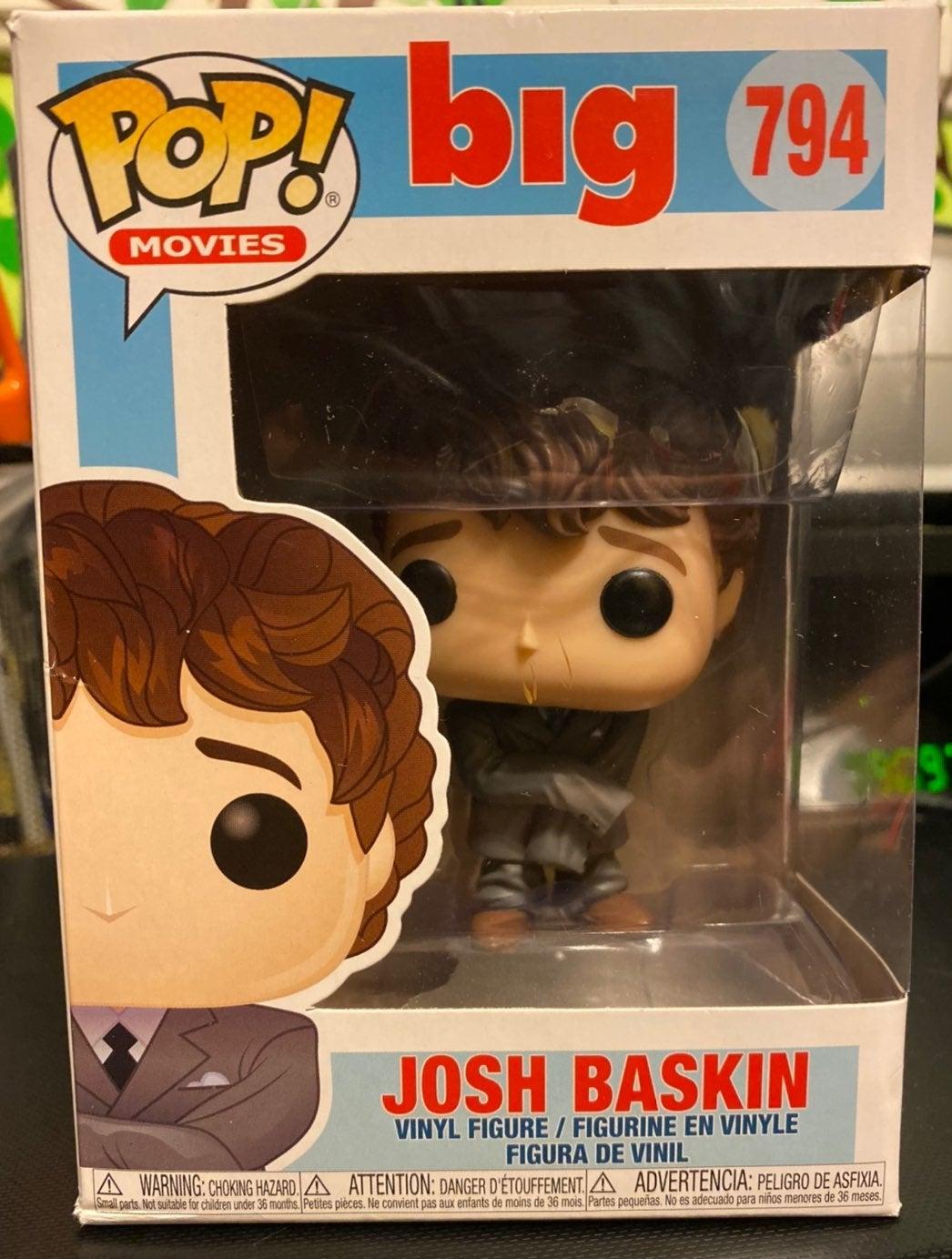 Funko Pop Big Josh Baskin #794