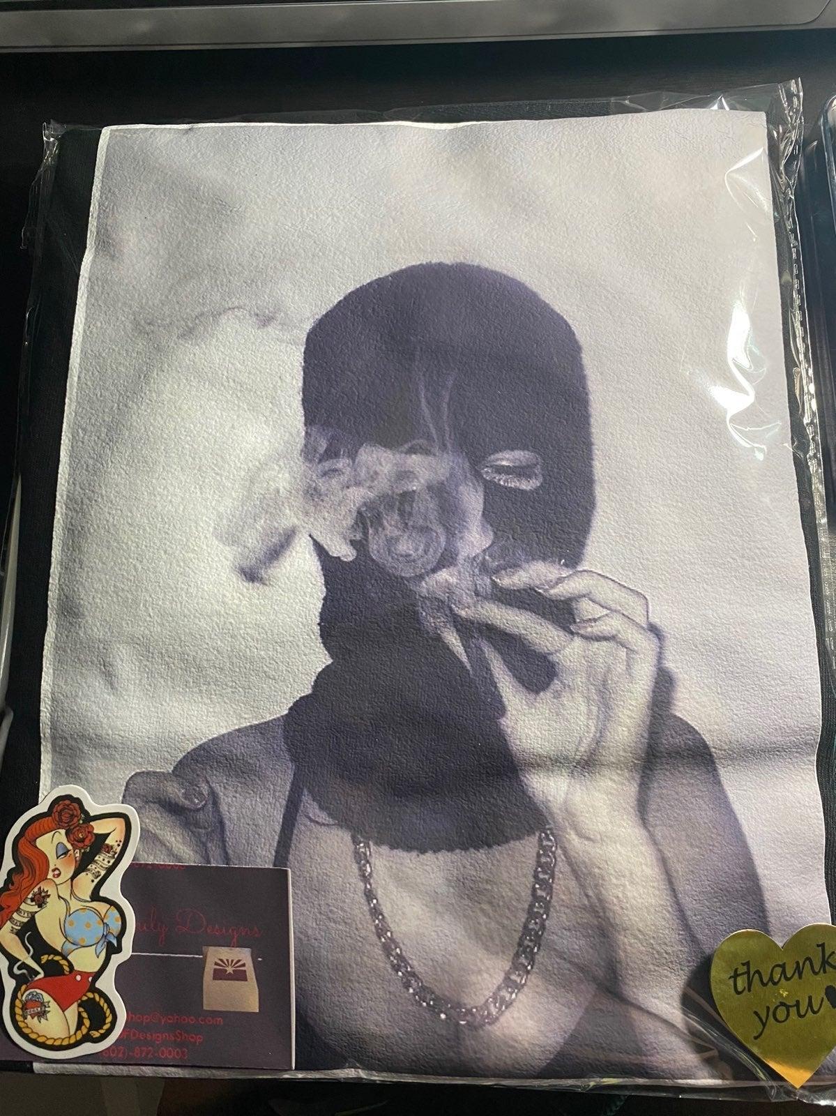SMOKING SHIRT
