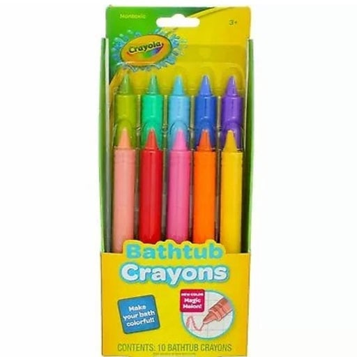 Bathtub Crayons NIP 10 PACK