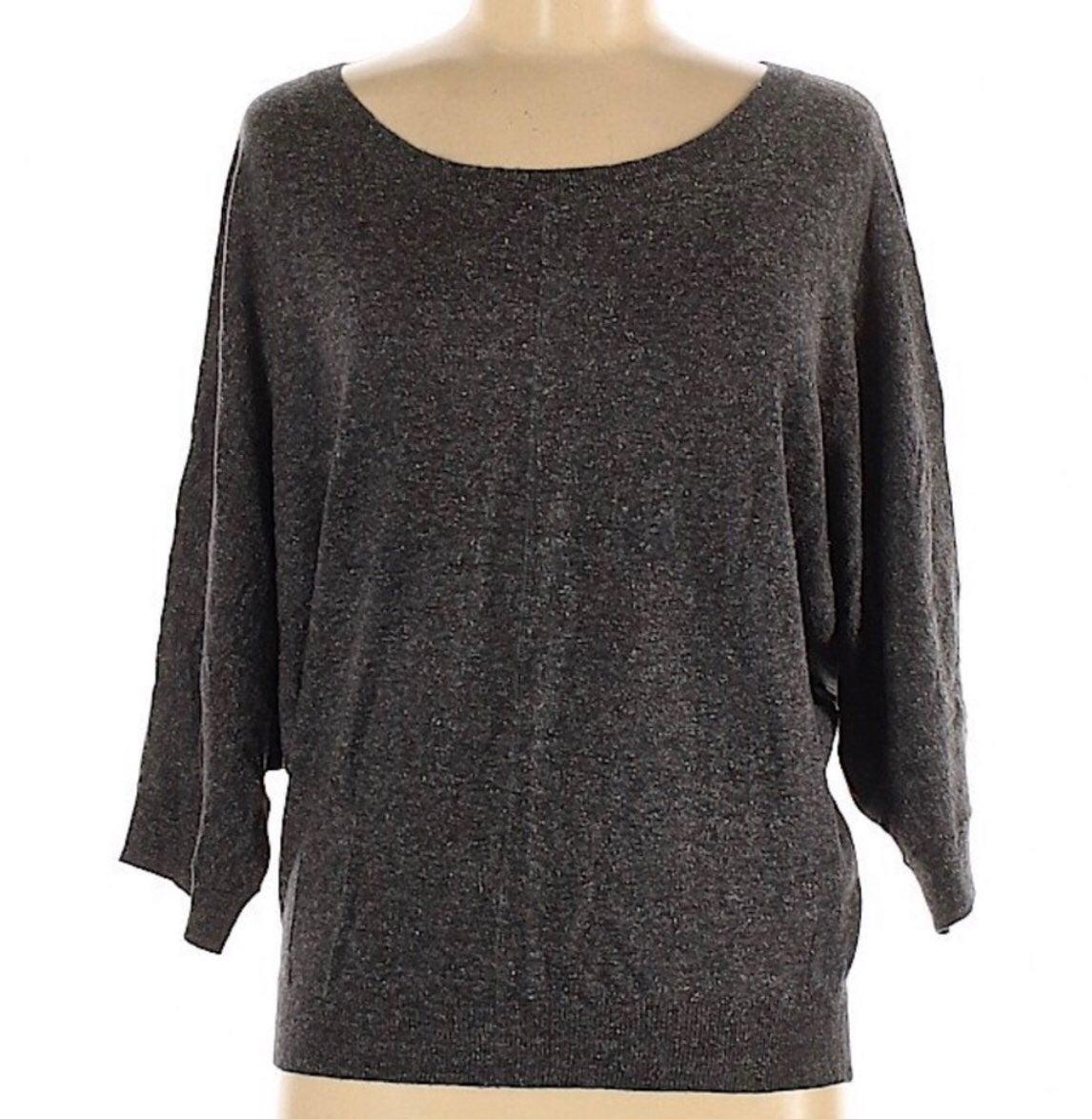 Vince Wool & Silk Dolman Sweater M