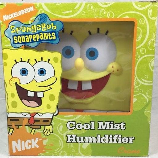 Spongebob cool mist humidifier by crane