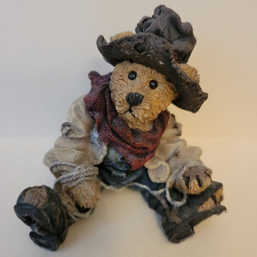 Boyds Bears-  Hop-A-Long...the deputy