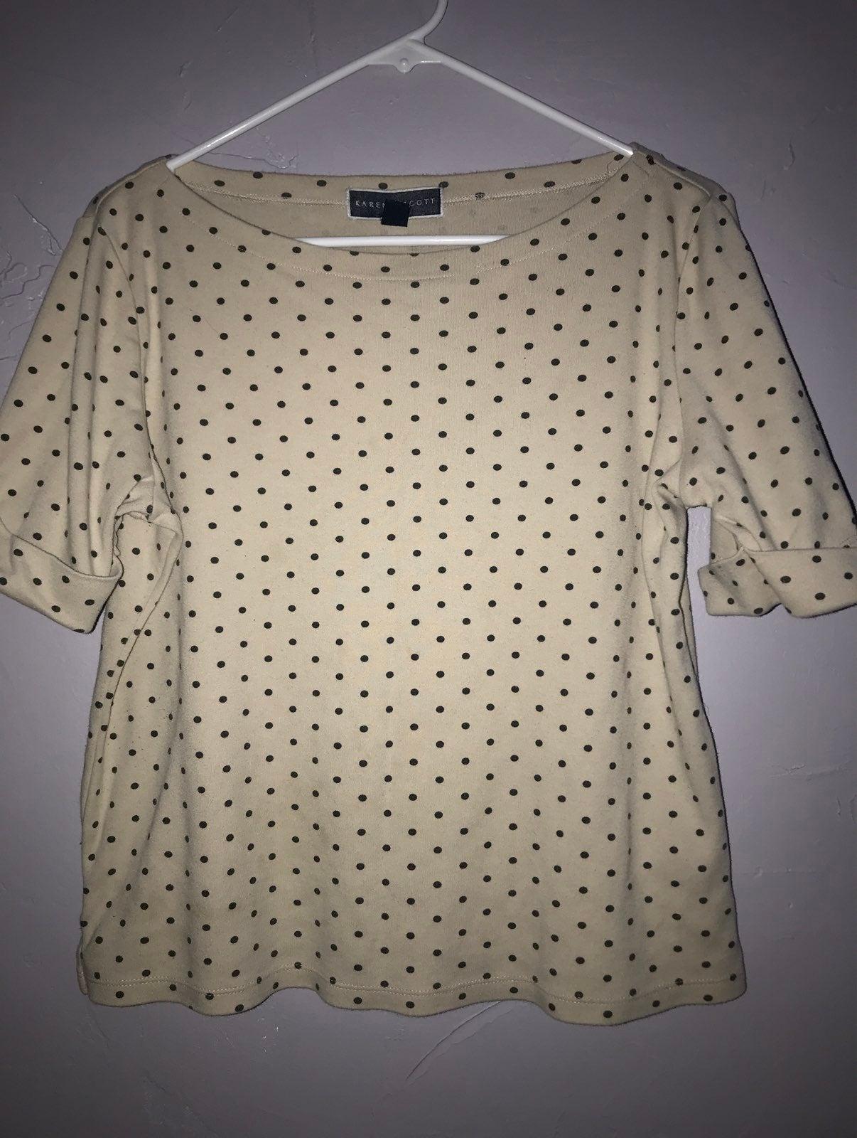 Karen Scott Shirt