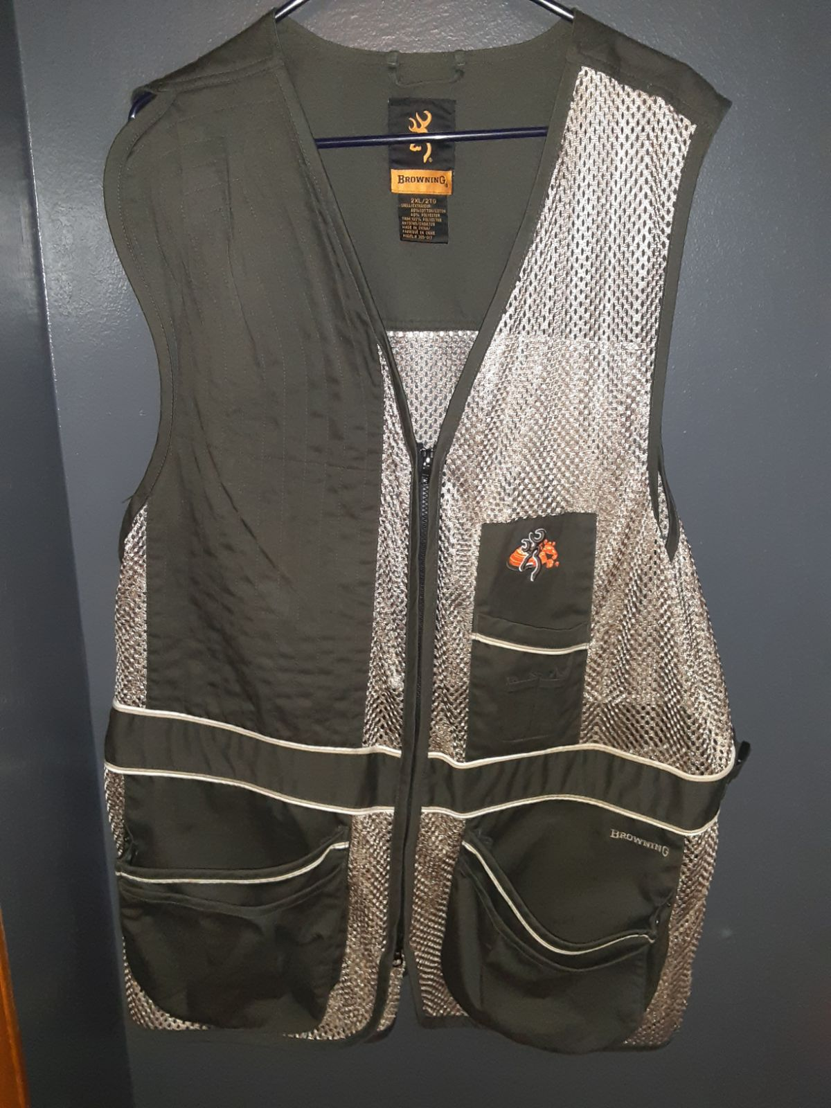 Browning sporting clay vest