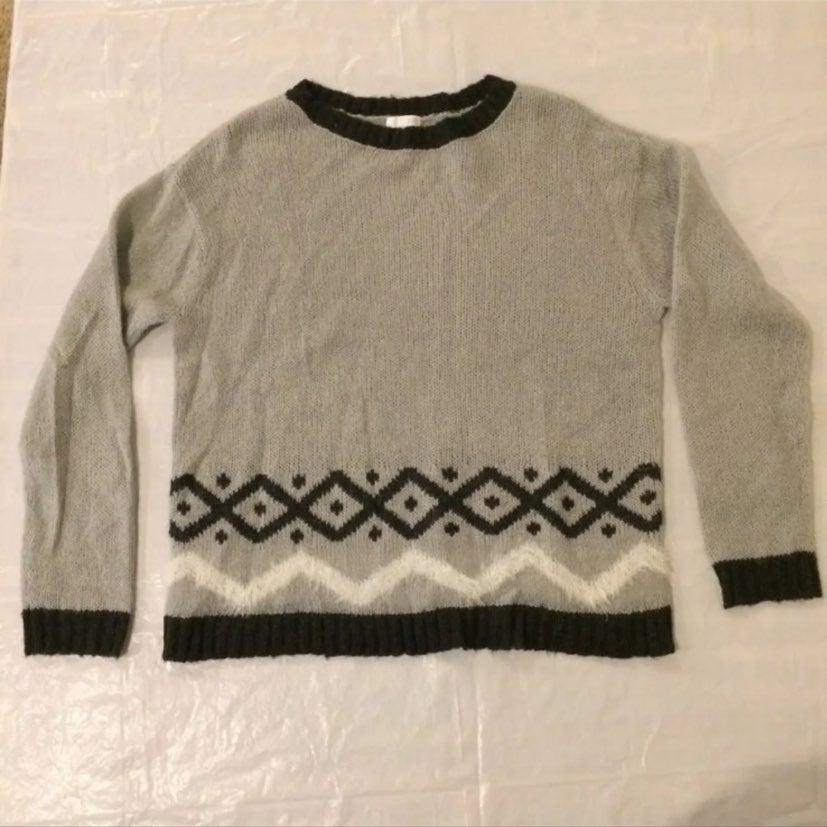J Jill Knit Pullover Sweater Women's M