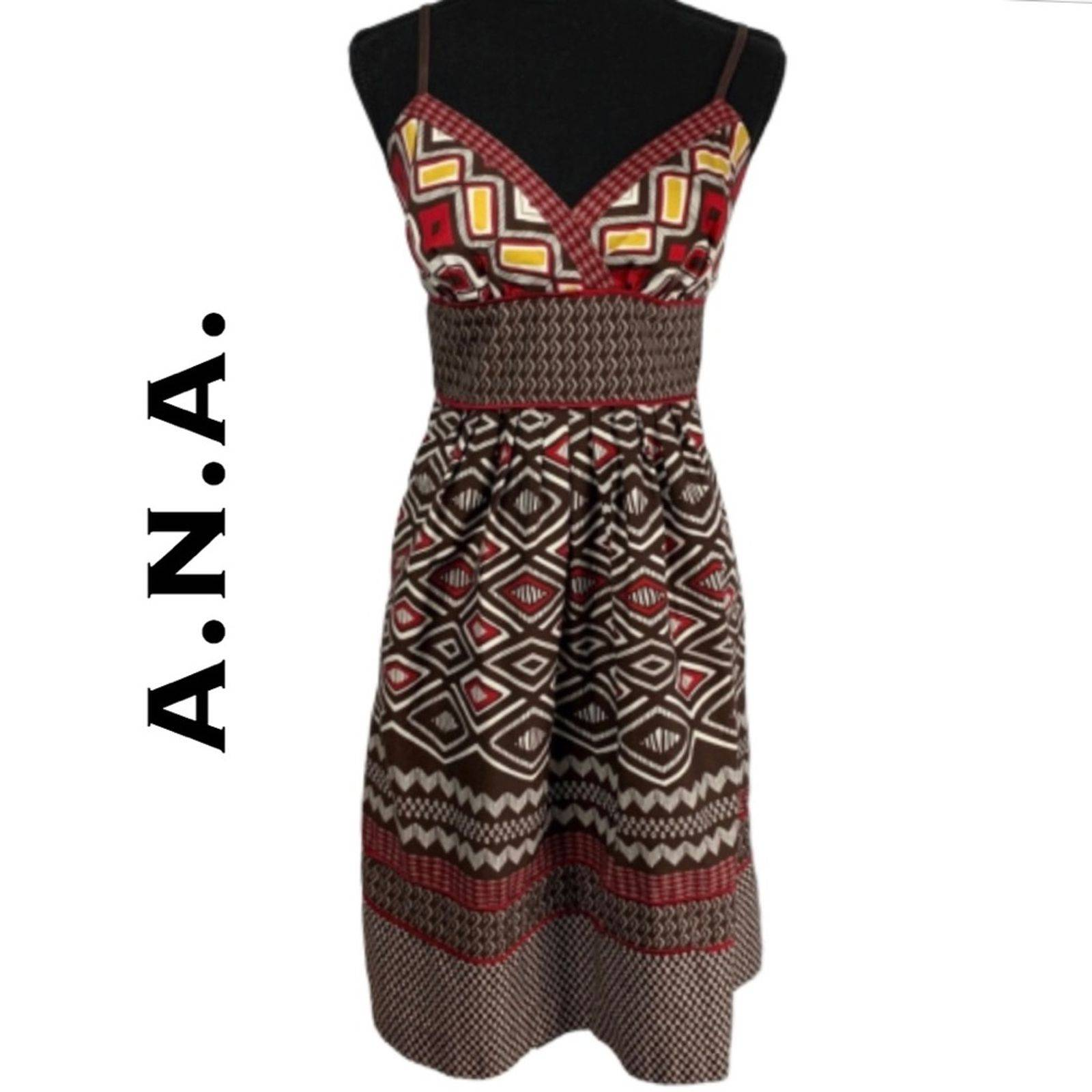 a.n.a Spaghetti Strap Dress Size 14