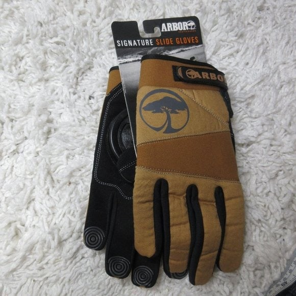 Arbor Longboard Signature Slide Gloves