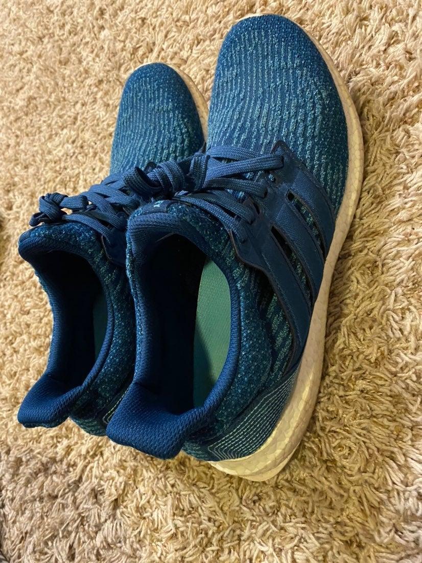 adidas parley ultraboost blue