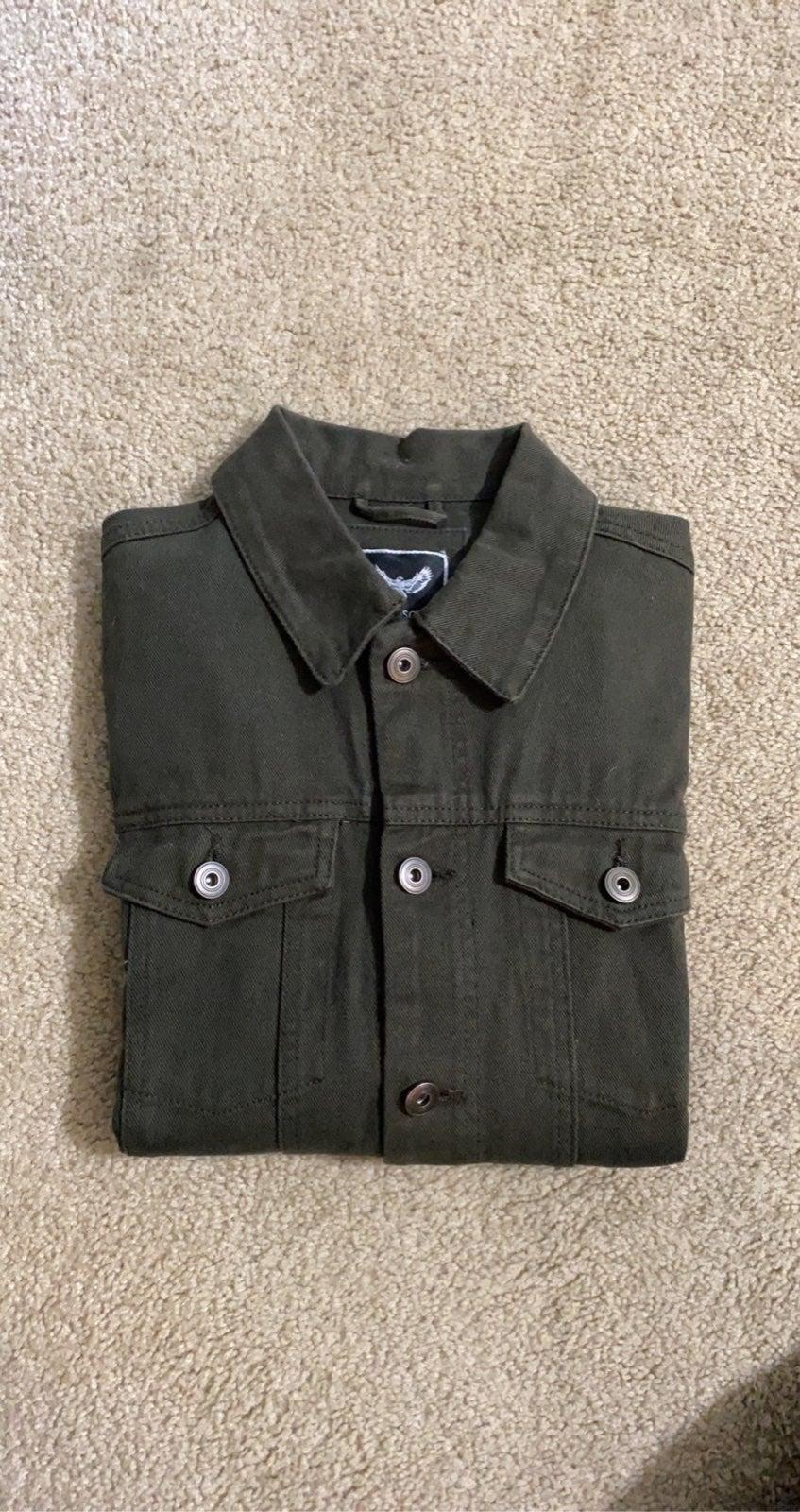 Brave Soul Denim Jacket