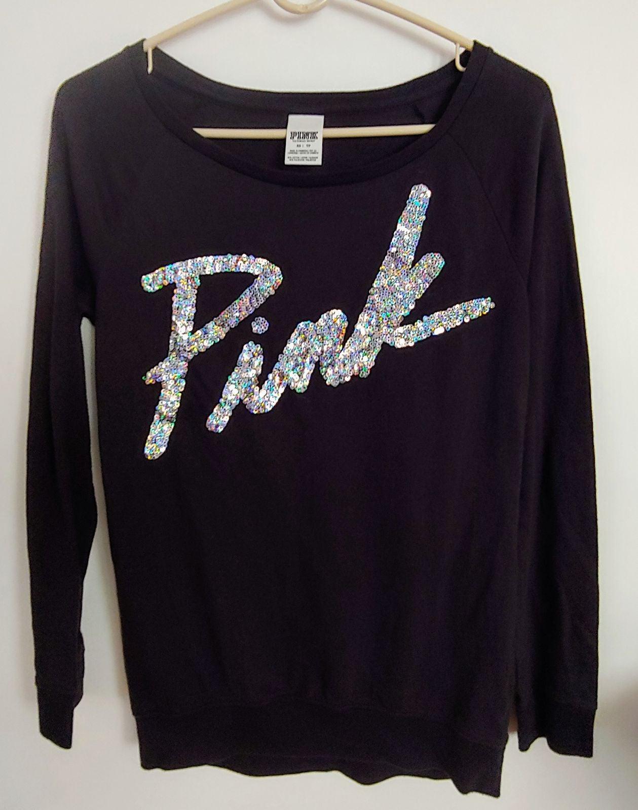 victoria secret PINK Bling Shirt