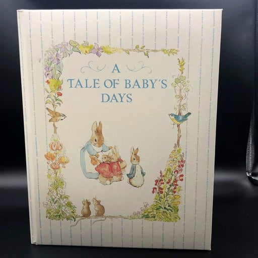 Vintage 1990 Beatrix A Tale Of Baby Days