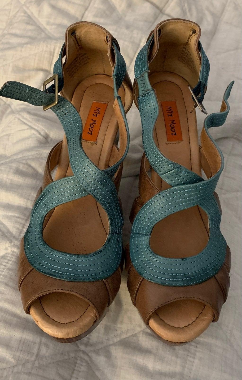 Miz mooz Petra wedge sandals
