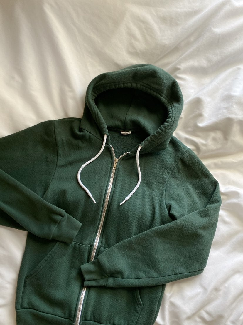 Forest Green American Apparel Jacket