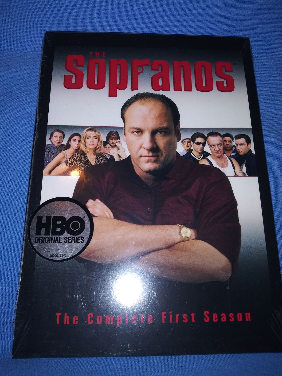 DVD sopranos hbo new sealed