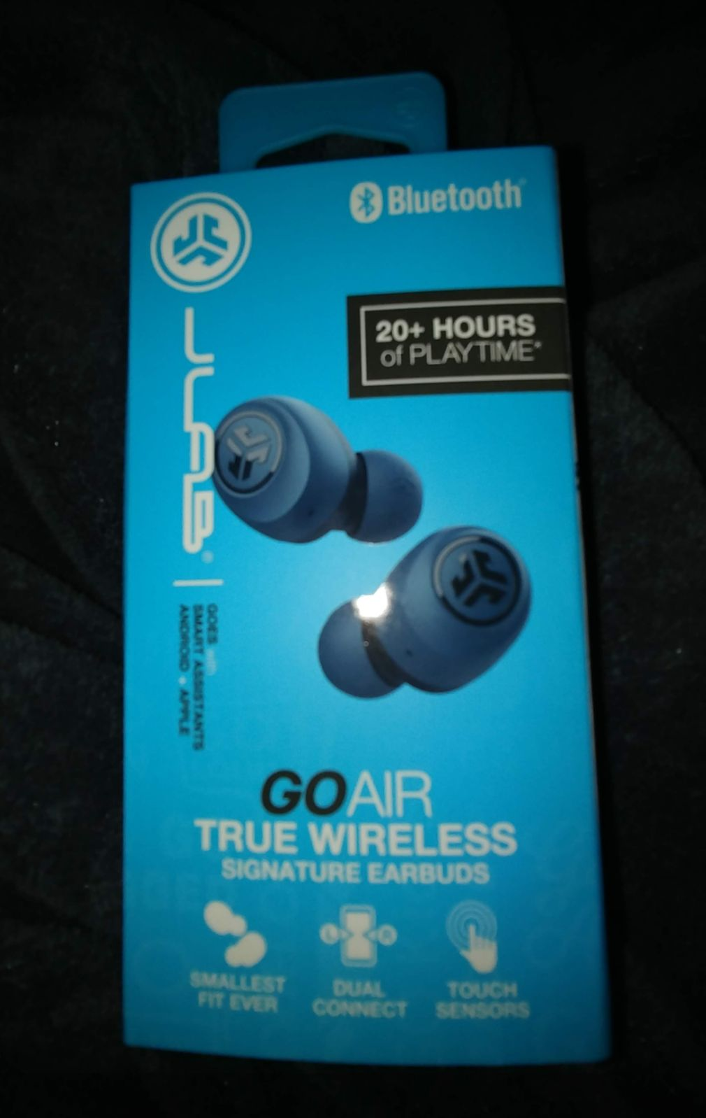 jlab jbuds air bluetooth headphones
