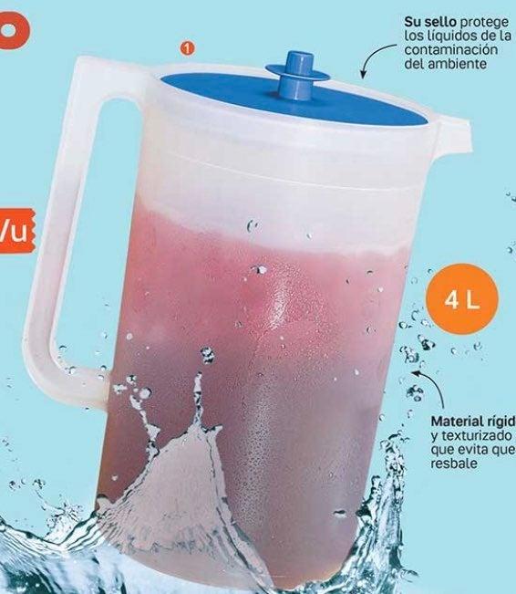 New Tupperware Jumbo Jug 4 Liter
