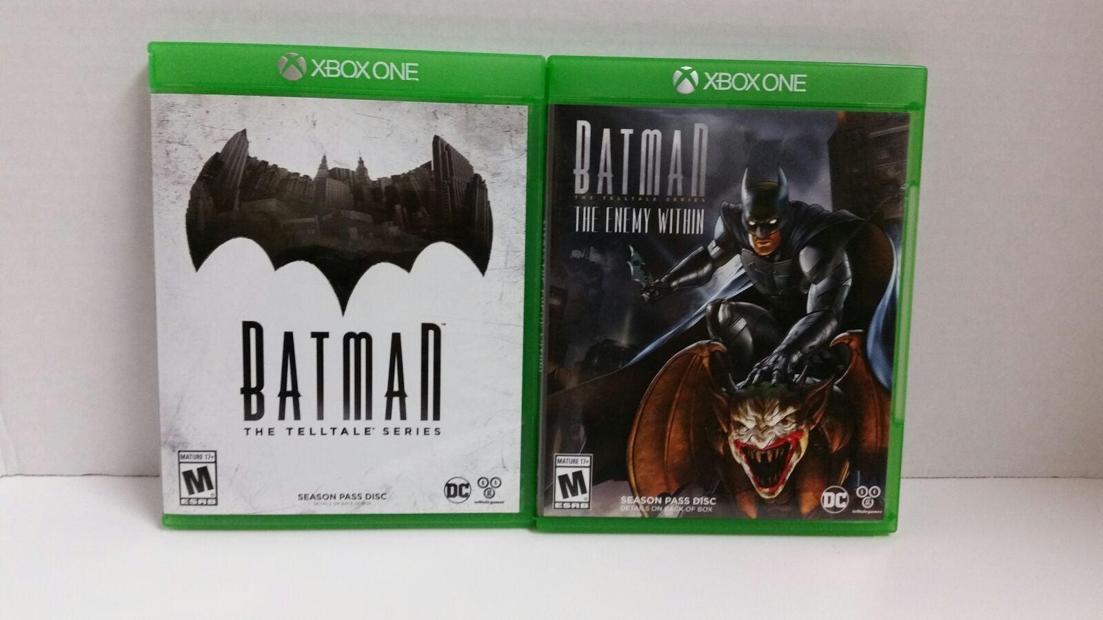 Batman Telltale Series Bundle