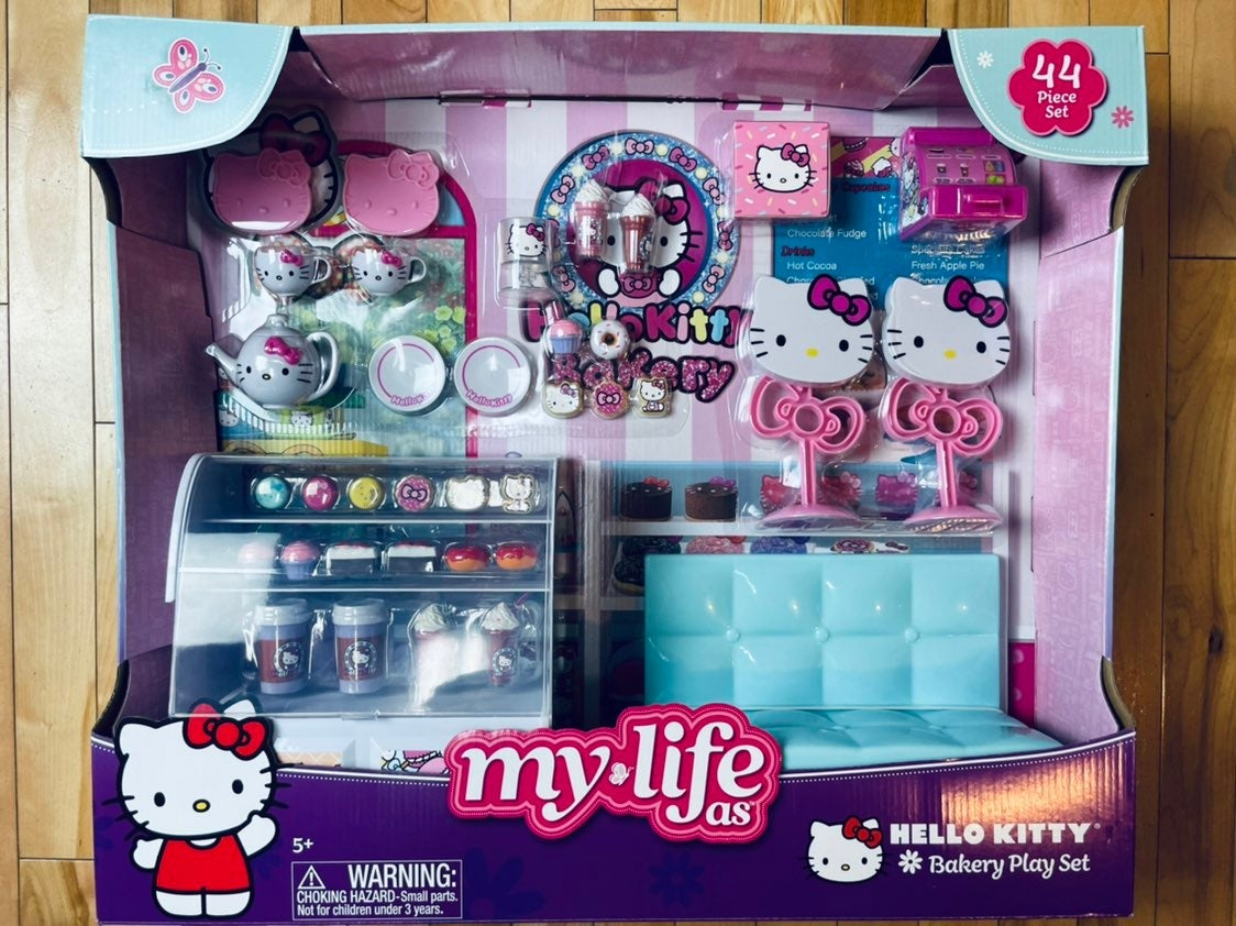 My Life As Hello Kitty Bakery Playset