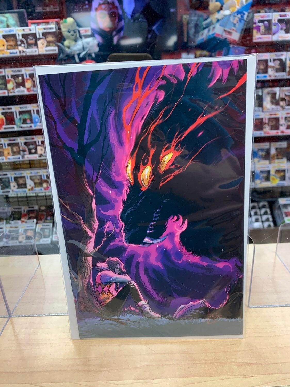 49 Reserved Comics for SpiritualNapalm