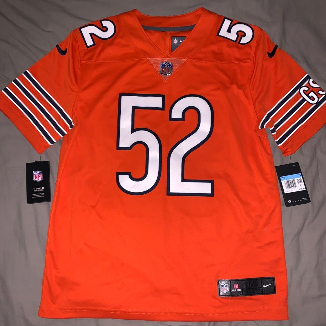 Nike Khalil Mack Chicago Bears Jersey