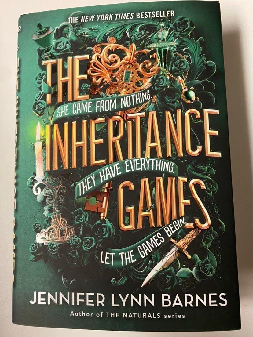 The Inheritance Games - Hardcover