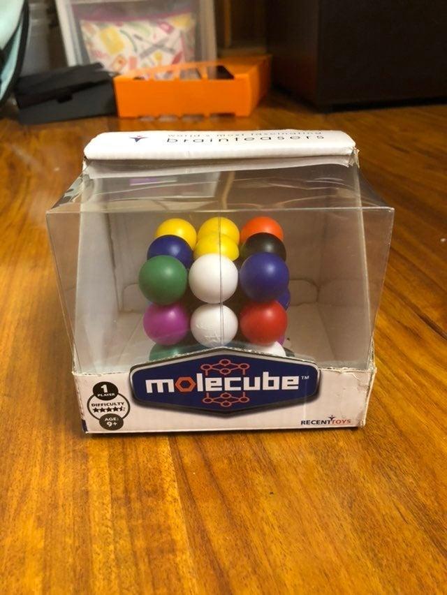 Molecube Brainteasers Toy