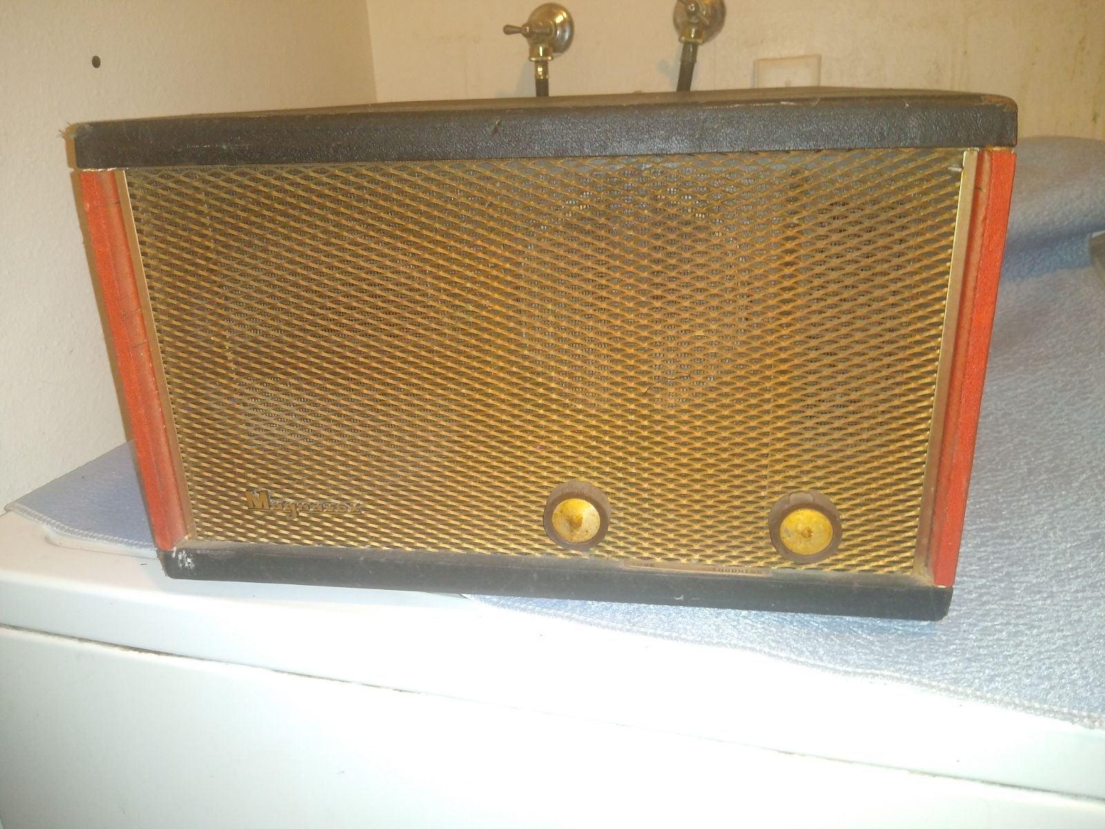 Vintage magnavox high fidelity record pl