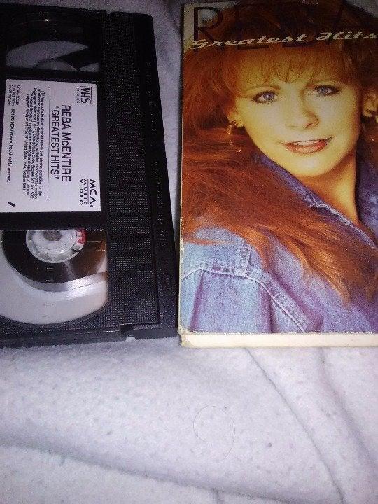 Reba Greatest Hits VHS