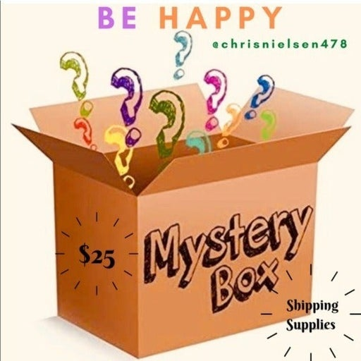 Surprise BOX NOT only poly mailers Shipp