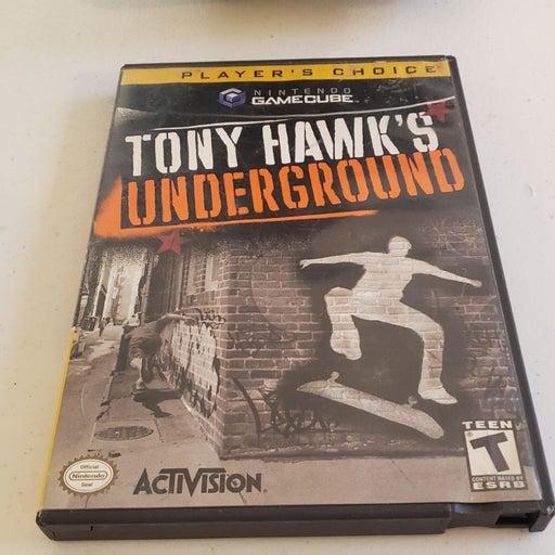 Tony Hawk's underground gamecube