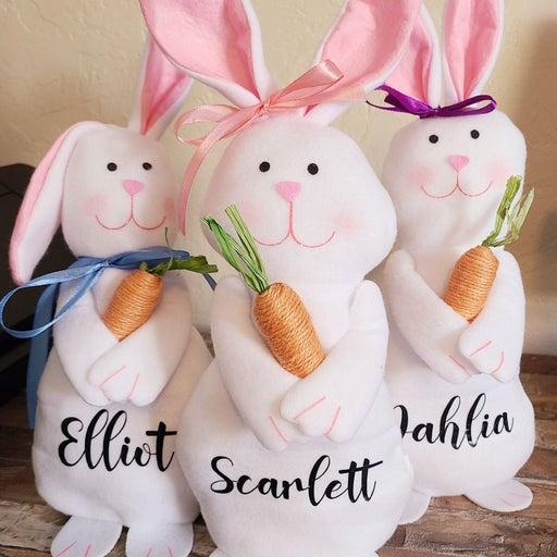 Bunny with custom name