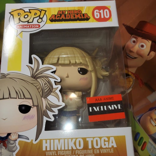 Himiko Toga Funko Pop AAA Exclusive