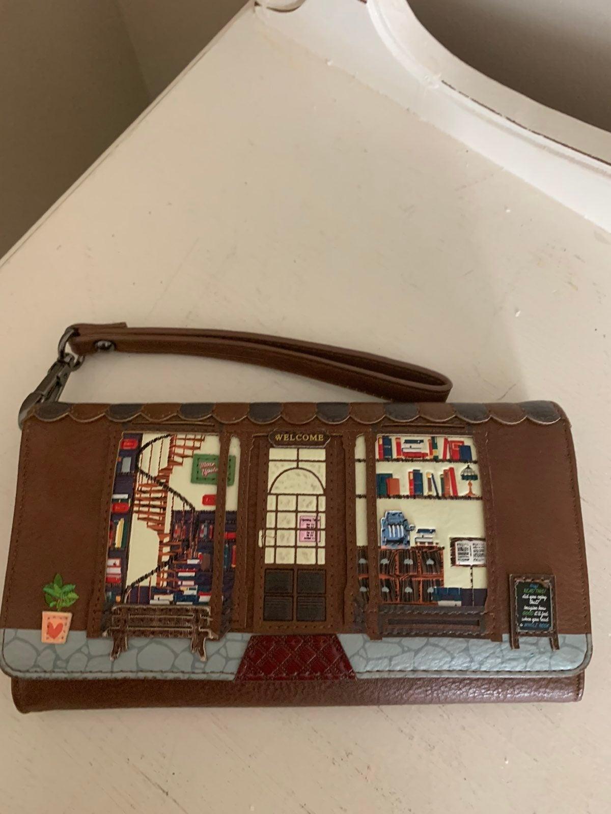 Vendula London Large Bookshop Wallet!