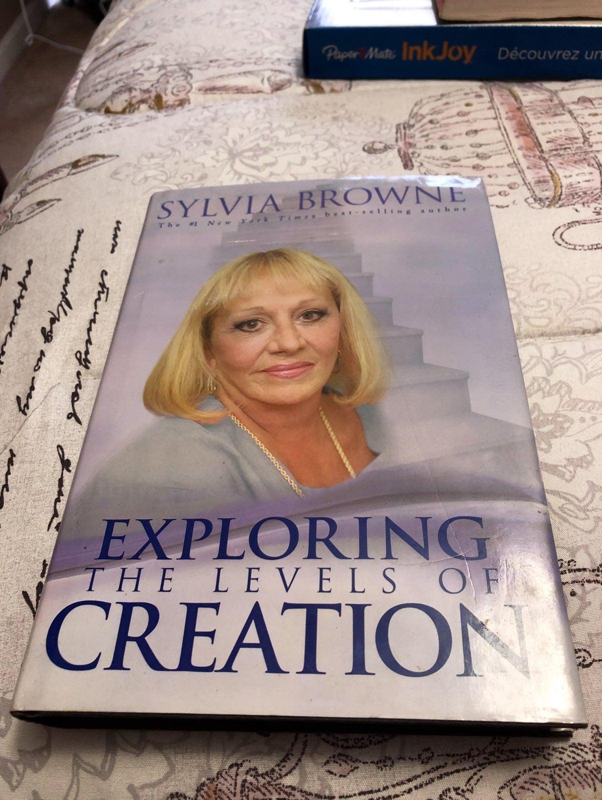 Sylvia Brown book