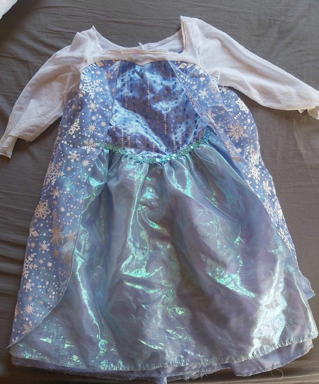 Elsa Light up and Let Go musical dress