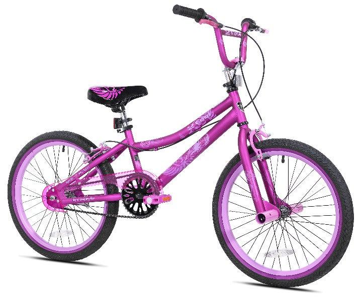 "20"" Kent 2 Cool BMX Girl's Bike, Purple"