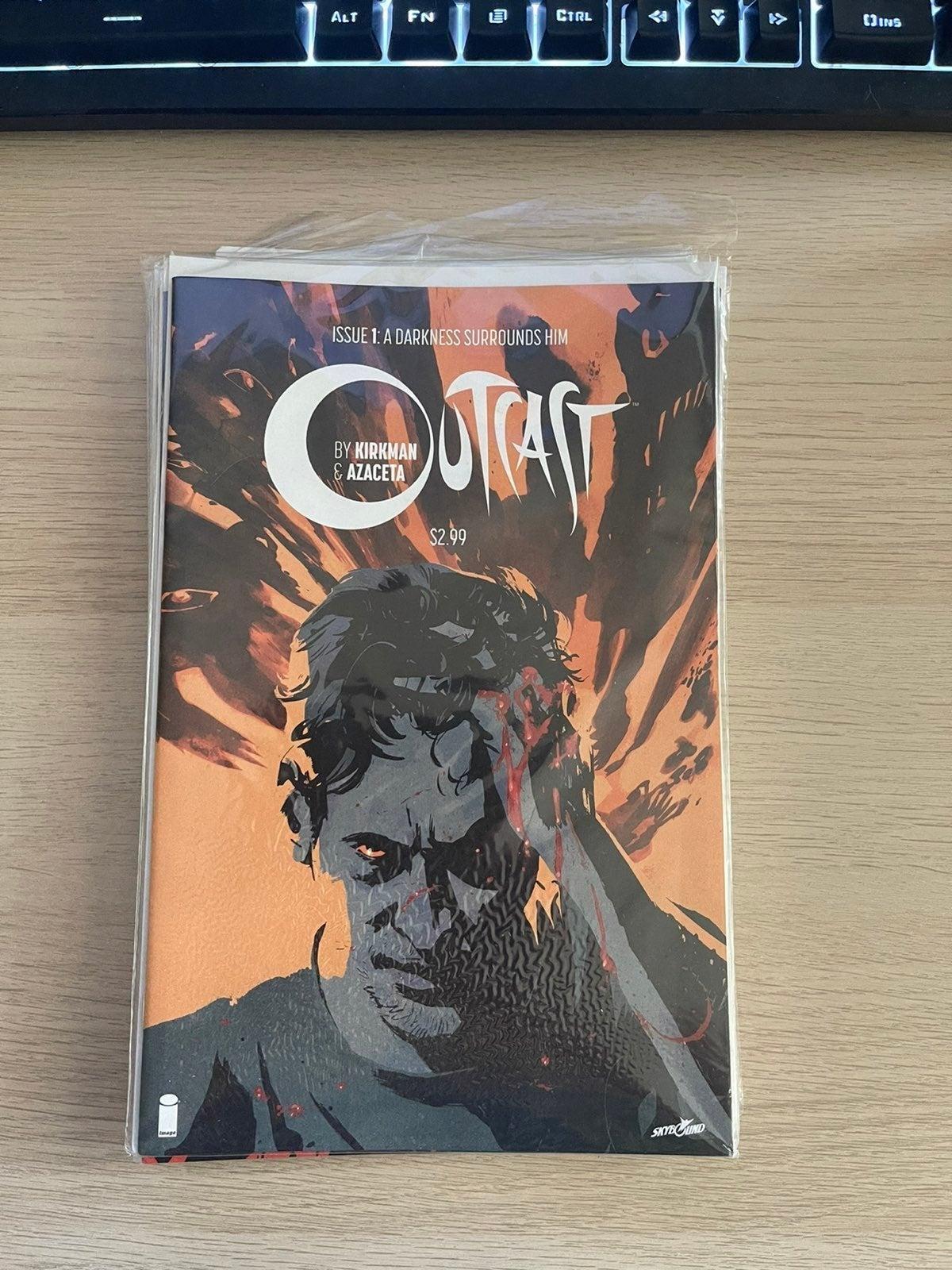Outcast Series 1-8 Robert Kirkman