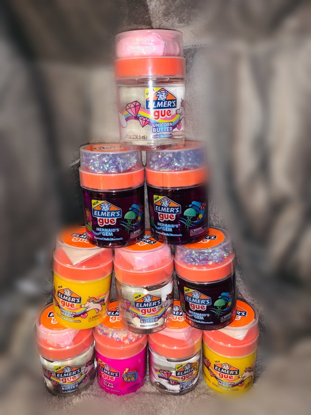 Elmer's Gue Fun Scented Slime