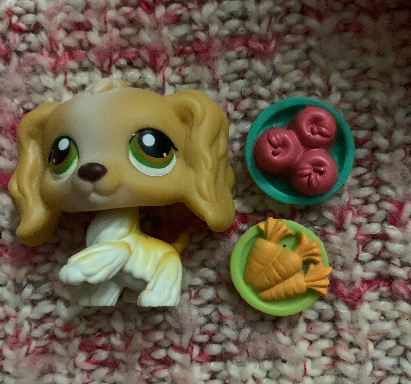 Littlest Pet Shop COCKERSPANIEL #79